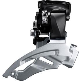 Shimano Altus FD-M2000 - Dérailleur avant - 3x9 vitesses Down Swing collier haut noir/argent
